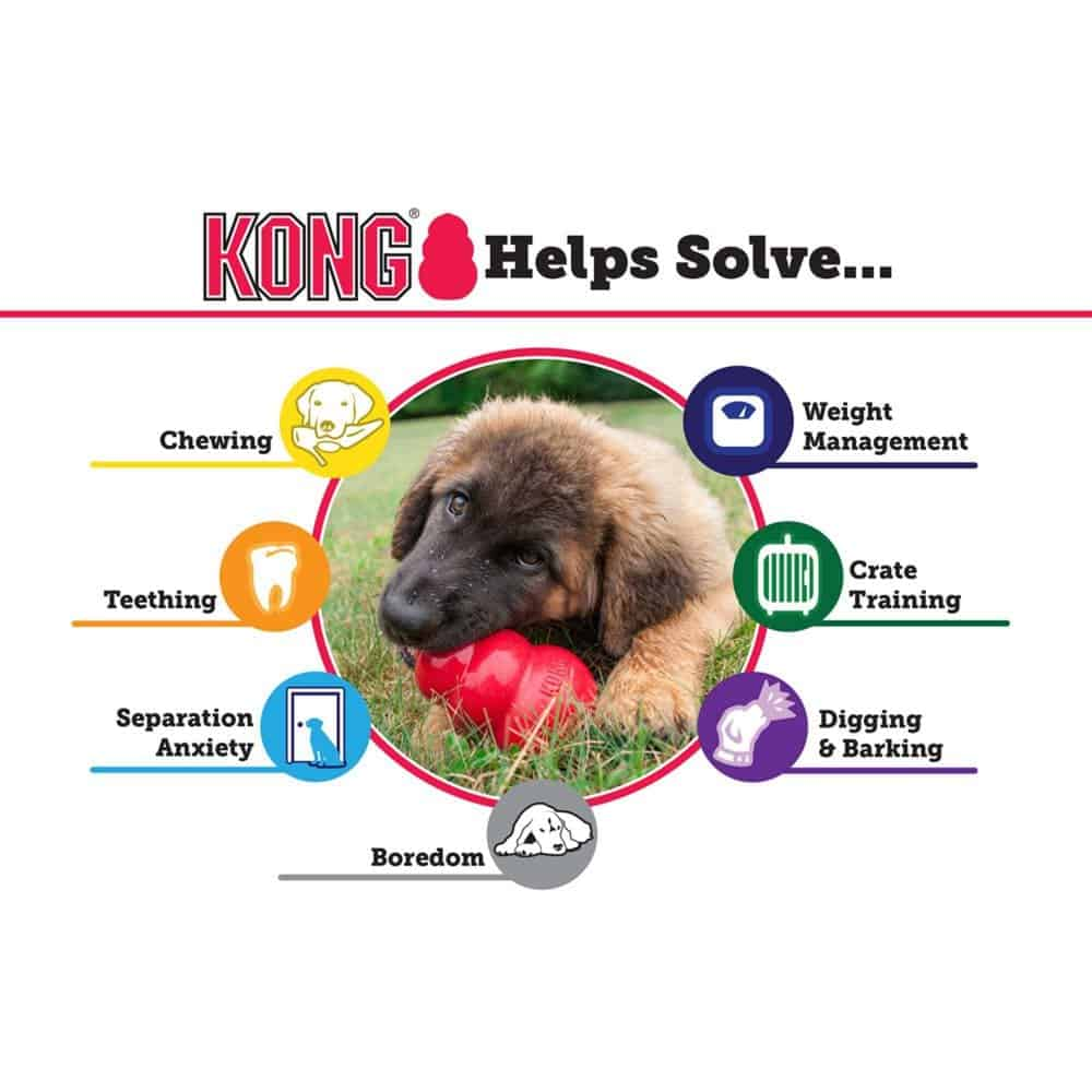 KONG PUPPY CLASSIC
