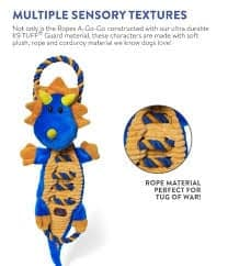 petstages ropes-a-go dragon