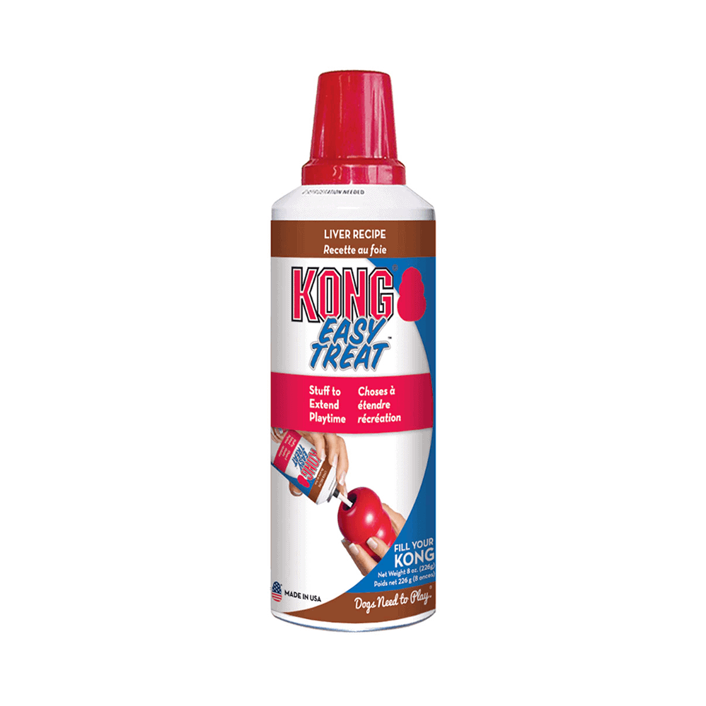 KONG easy treat Paste liver